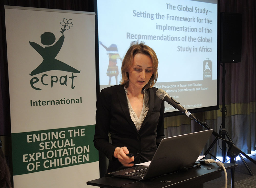 Gabriela Kuhn ECPAT International