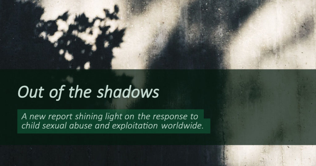 Out of the shadows - Shining light on the response to child sexual abuse and exploitation (1)