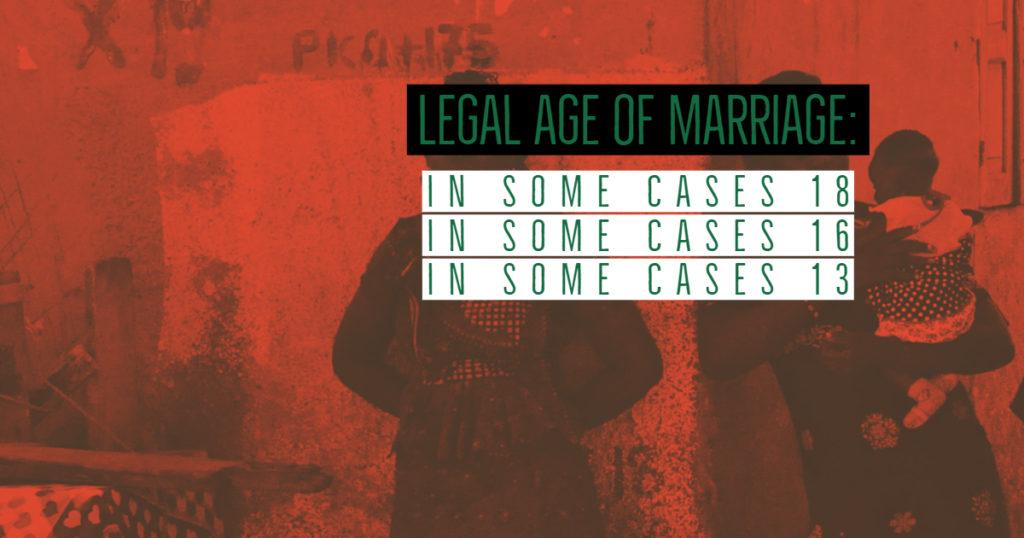 Child marriage Senegal ECPAT