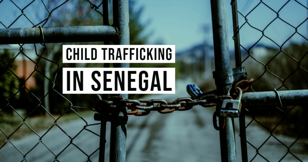 Child sex trafficking Senegal ECPAT