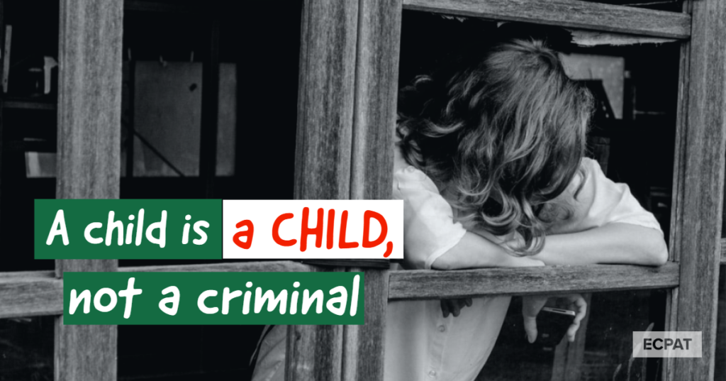 OPSC guidelines - sexual exploitation children - ECPAT