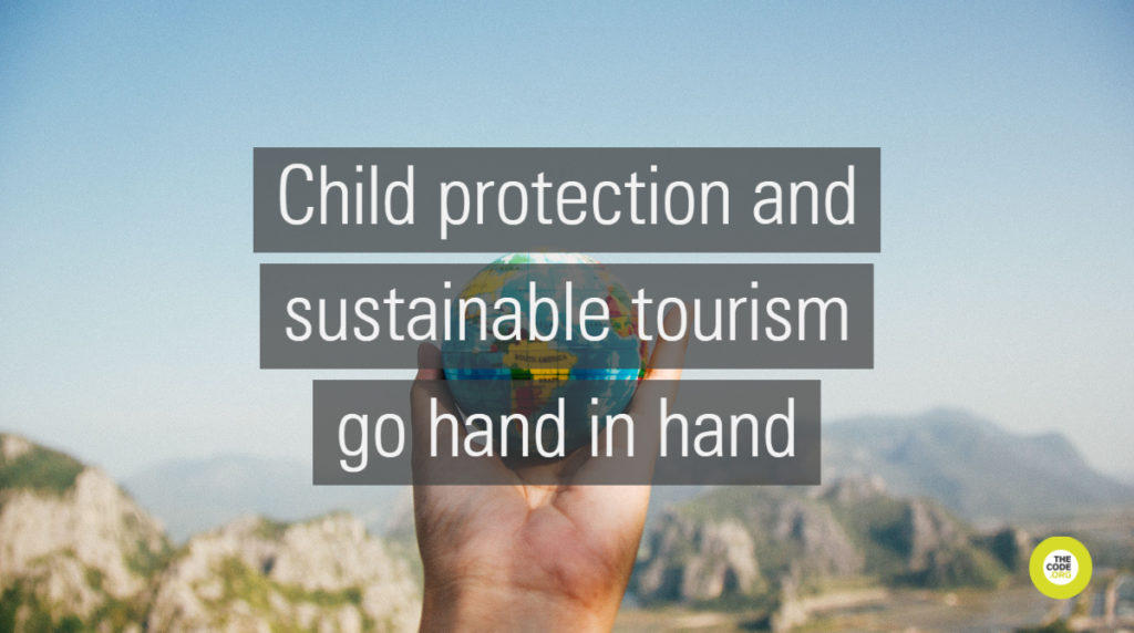 Child Protection = Sustainable Tourism 2