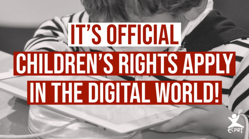 child rights online